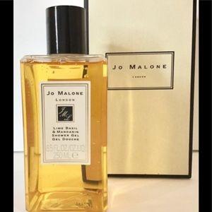 Jo Malone NEW Lime Basil & Mandarin Shower Gel